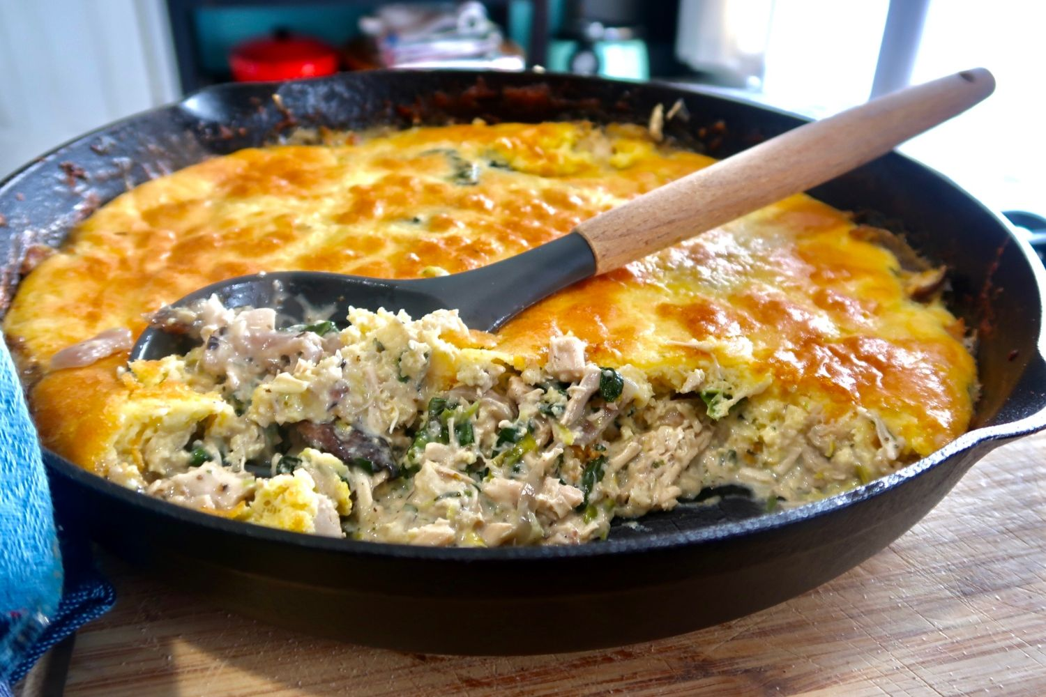 Chicken pot pie recipes keto in the country