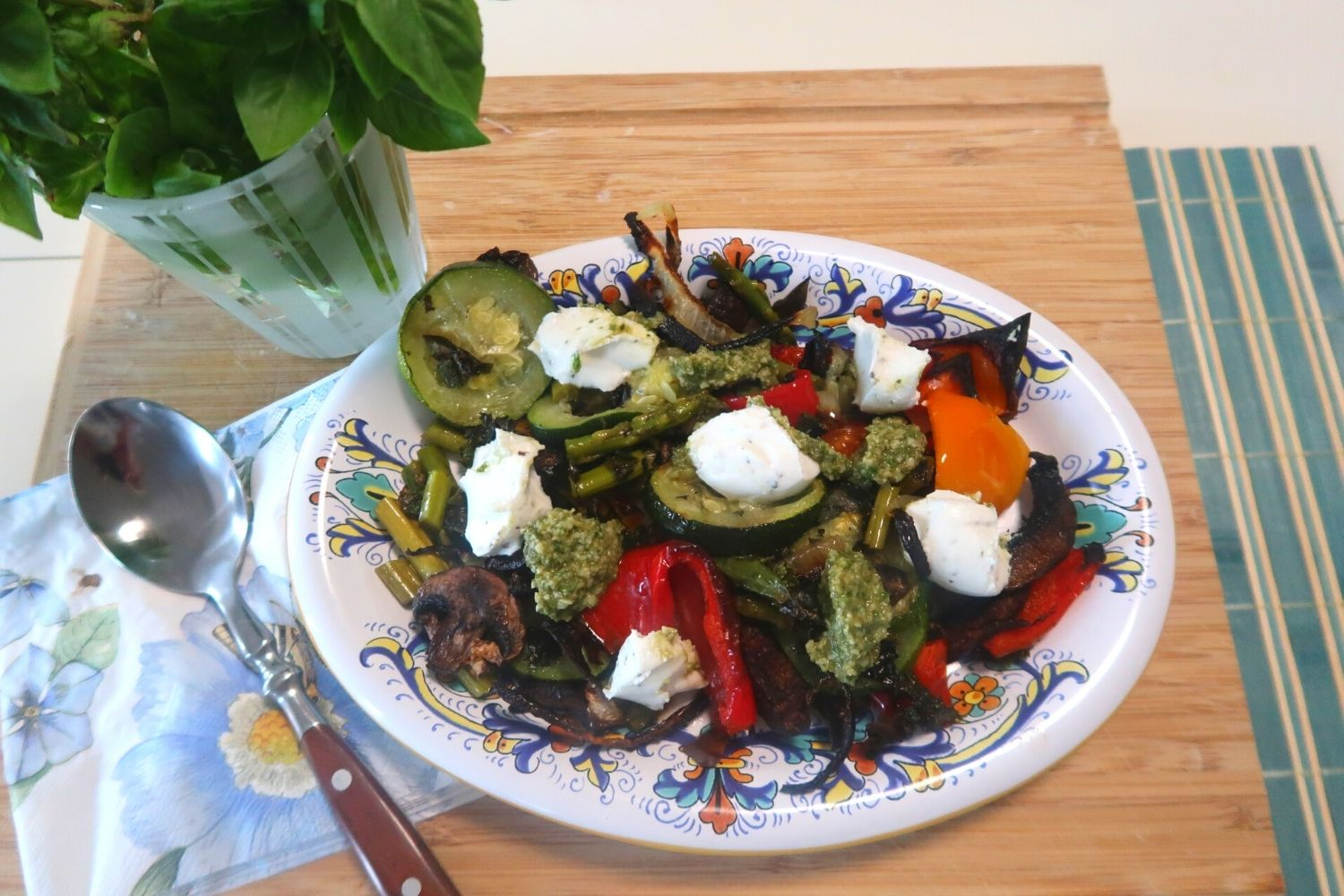 roasted keto veggies, recipe, keto recipes
